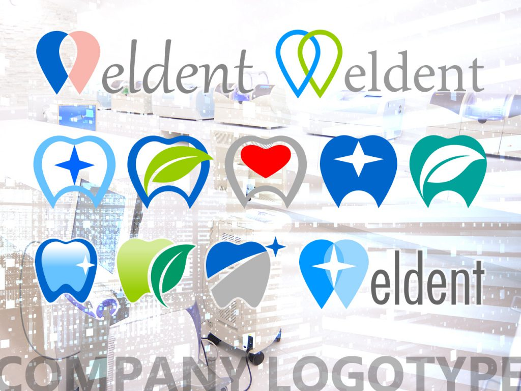 Weldent Co., Ltd. Logotype
